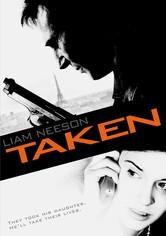Rent Taken on DVD