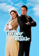Rent Thoda Pyaar Thoda Magic on DVD