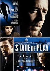 Rent State of Play on DVD