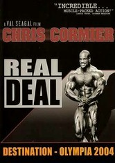 Rent Chris Cormier: Real Deal Bodybuilding on DVD