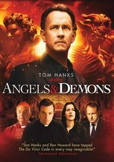 Rent Angels & Demons on DVD