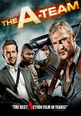 Rent The A-Team on DVD