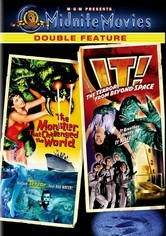 Rent Monster That Challenged the World / It! on DVD