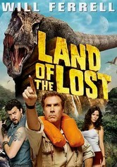 Rent Land of the Lost on DVD