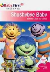 Rent BabyFirstTV: Shushybye Baby on DVD