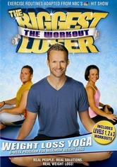 Rent The Biggest Loser: Weight Loss Yoga on DVD