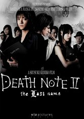 Rent Death Note II: The Last Name on DVD