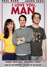 Rent I Love You, Man on DVD
