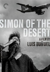 Rent Simon of the Desert on DVD
