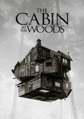 Rent The Cabin in the Woods on DVD