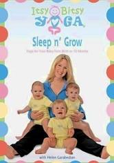 Rent Itsy Bitsy Yoga: Sleep n' Grow on DVD