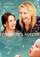 Rent My Sister's Keeper on DVD