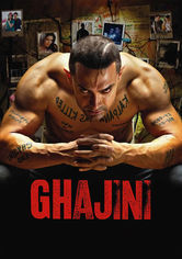 Rent Ghajini on DVD