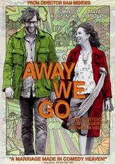 Rent Away We Go on DVD