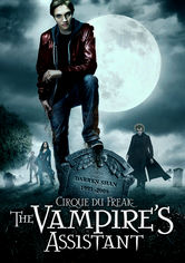 Rent Cirque du Freak: The Vampire's Assistant on DVD