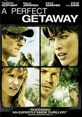 Rent A Perfect Getaway on DVD