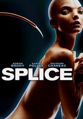 Rent Splice on DVD