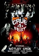 Rent Motley Crue: Crue Fest 2008 on DVD