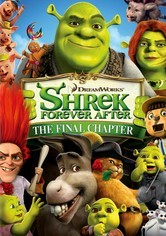 Rent Shrek Forever After on DVD