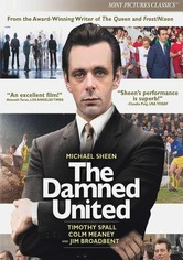 Rent The Damned United on DVD