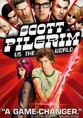 Rent Scott Pilgrim vs. The World on DVD
