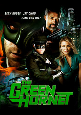 Rent The Green Hornet on DVD