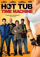 Rent Hot Tub Time Machine on DVD