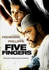 Rent Five Fingers on DVD