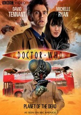 Rent Doctor Who: Planet of the Dead on DVD