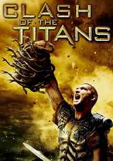 Rent Clash of the Titans on DVD