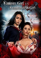 Rent Vampire Girl vs. Frankenstein Girl on DVD