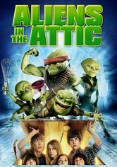 Rent Aliens in the Attic on DVD