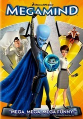 Rent Megamind on DVD