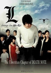 Rent Death Note: L: Change the WorLd on DVD