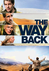 Rent The Way Back on DVD
