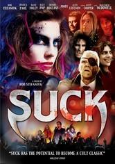 Rent Suck on DVD