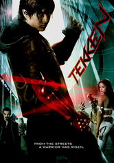 Rent Tekken on DVD