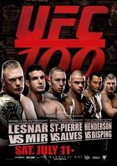 Rent UFC 100: Lesnar vs. Mir on DVD