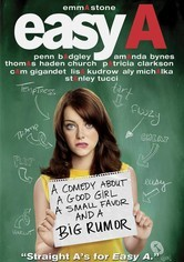 Rent Easy A on DVD