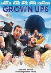 Rent Grown Ups on DVD