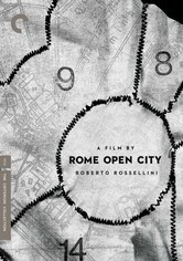 Rent Rome Open City on DVD