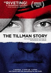 Rent The Tillman Story on DVD