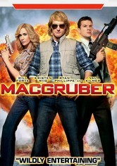 Rent MacGruber on DVD