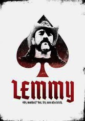 Rent Lemmy on DVD