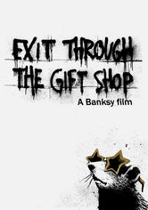 Rent Exit Through the Gift Shop on DVD