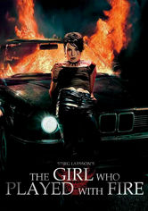 Rent The Girl Who Played with Fire on DVD