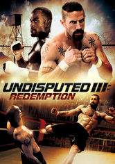 Rent Undisputed III: Redemption on DVD