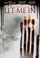 Rent Let Me In on DVD
