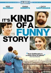 Rent It's Kind of a Funny Story on DVD