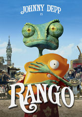 Rent Rango on DVD